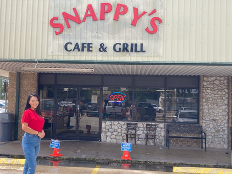 Katy's Iconic Restaurant , Snappy's, Gets New Owner