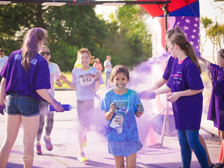 Katy's Color Run to Benefit Six Local Non-Profits