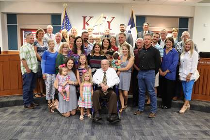 Katy ISD Names New High School After Local Pioneering Family