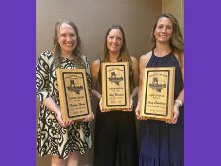 Three Seven Lakes Coaches Receive Coach of the Year Honors