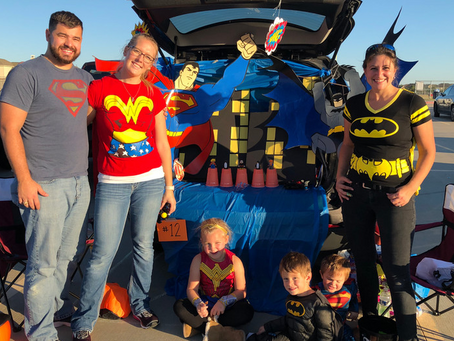 Celebrate Halloween at these Katy Trunk-or-Treat Events