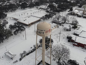 Historic Texas Freeze Creates Dangerous Situations for Katy Families