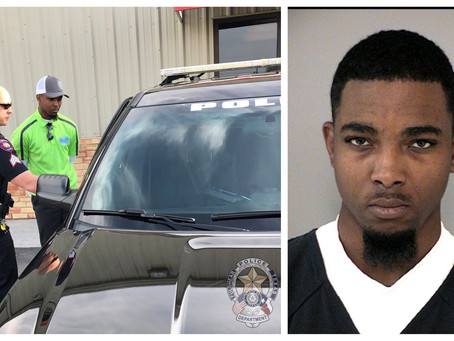 Cross Creek Ranch Home Burglary Suspect Behind Bars