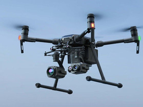 Deputies Employ Drone to Diffuse Domestic Assault Standoff Near Katy