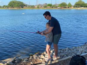 Katy Residents Fish Free this Saturday