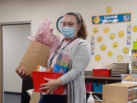 Katy Community Encourages Teachers Through 'Adopt a Katy ISD Teacher' Program