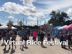 Katy Rice Festival Goes Virtual, Hosts City-Wide Scavenger Hunt
