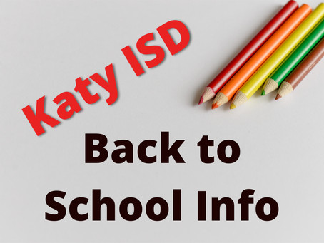 7 Katy ISD Must Knows for Parents
