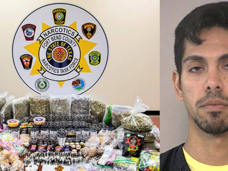 $140K Worth of Drugs Seized from Katy Home