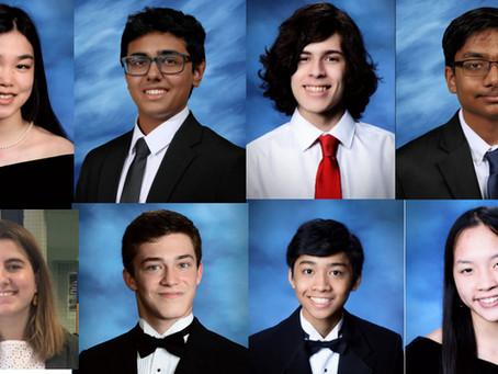 Katy ISD Announces Class of 2021 Valedictorians and Salutatorians