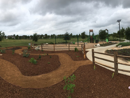 Katy's Willow Fork Park Gets Butterfly Garden