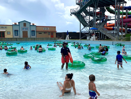 Water Safety from Katy's Typhoon Texas