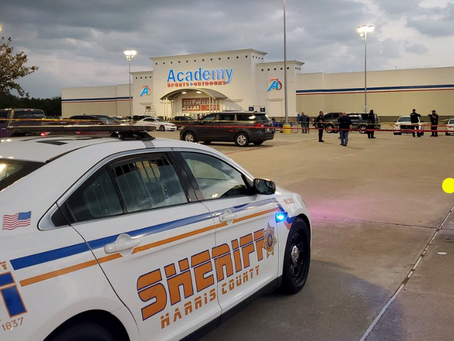 Man Shot at Academy Store in Katy