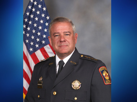Constable Ted Heap Seeks Second Term