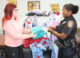 Pajama Donations Needed for Local Domestic Violence Victims