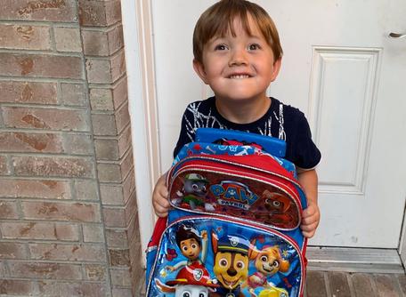 Good Samaritan Replaces Katy Preschooler's Backpack, Restores Humanity