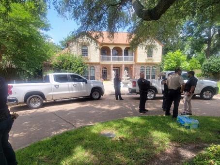 Illegal Katy Boarding House Shut Down, 13 Residents Taken to Hospital