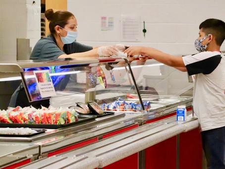 Free Meals for Katy-Area Students Through December