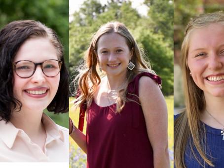 Retired Katy Teacher Organization Announces Scholarship Recipients