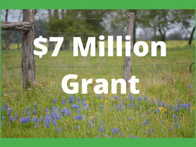 Katy Prairie Conservancy Awarded $7 Million Grant
