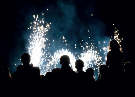 Observing Katy Fireworks Laws, Warnings, and Etiquette
