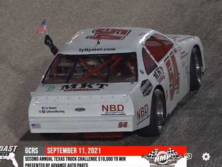 Katy Race Car Driver Hopes to Share the Love of Racing with Hometown