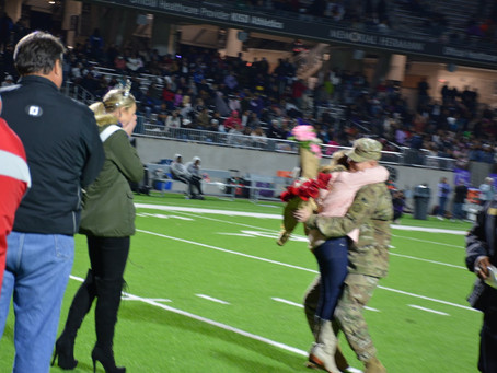 Katy ISD Honors Veterans Day with Special Events