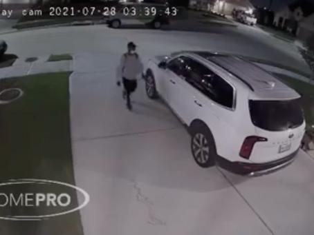 Katy Neighborhood Hit with Multiple Vehicle Break-ins in One Night