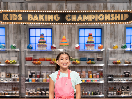 12-year-old Katy Girl Competes on Food Network's Baking Championship
