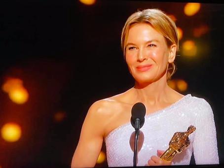 Renee Zellweger Wins Oscar; Katy Classmate Shares Memories