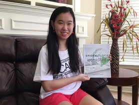 Seven Lakes Student Publishes Book to Educate Community During Pandemic