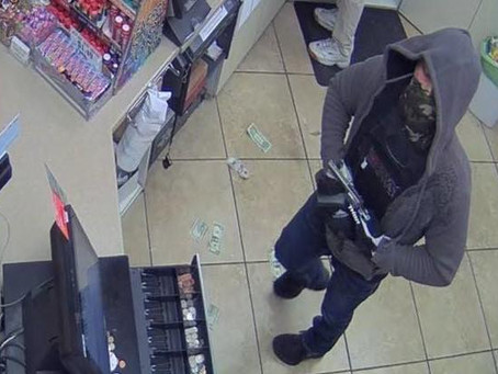 Katy Gas Station Robbed, Witness Reports Suspect Armed