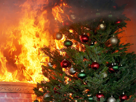 Authorities Warn of Top Holiday Fire Hazards for Katy Homes