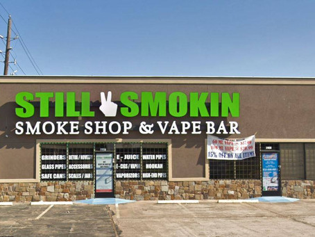 Katy ISD Police Uncover Smoke Shop Selling to Minors in Sting Operation