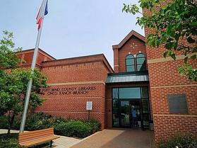 Katy's Cinco Ranch Library to Re-open in Time for Spring Break