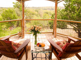 Katy Family's 'Glamping' Getaway Guide