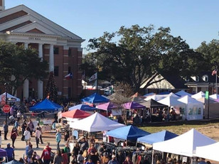 Katy Market Day, Farmers Markets Offer Katy Residents 'Old Town' Shopping Charm