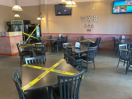 Katy Restaurants Open Dining Areas Under Strict Guidelines