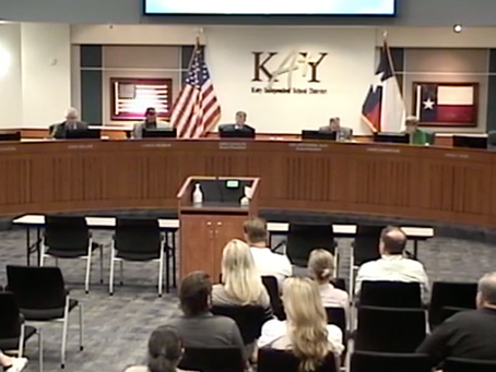 Katy ISD School Board Approves 5 Stages for District COVID Action