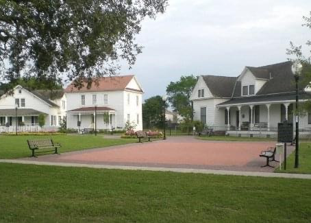 """Structures at Katy Heritage Park Named """"Historical,"""" Future Renovations Must Respect History"""