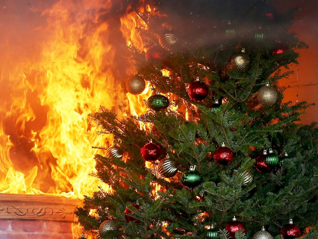 Katy Authorities Warn of Home Fires from Holiday Decorations