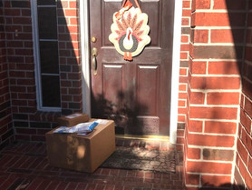 Katy Residents Need to Protect Deliveries During Holidays