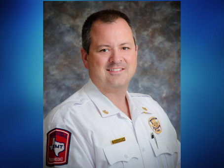 GRAIG TEMPLE: Chief of EMS, Fort Bend County