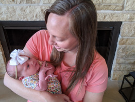 Katy Moms of Infants Adjust to Life During Pandemic