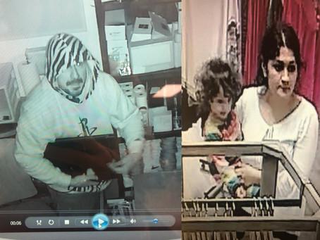 Katy Boutique Needs Help Identifying Burglary Suspects