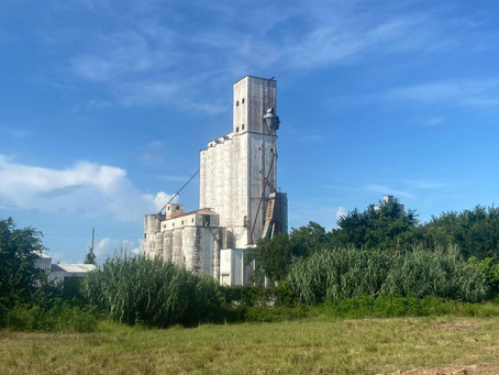 New Historic Rice Dryer Owner's Goals Aligned with Katy Heritage Society