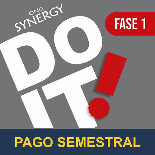 Do It!  1 - Viernes 10 am - Semestral