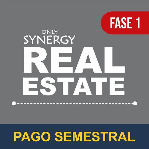 Semestral Real Estate Fase 1 Viernes 10AM