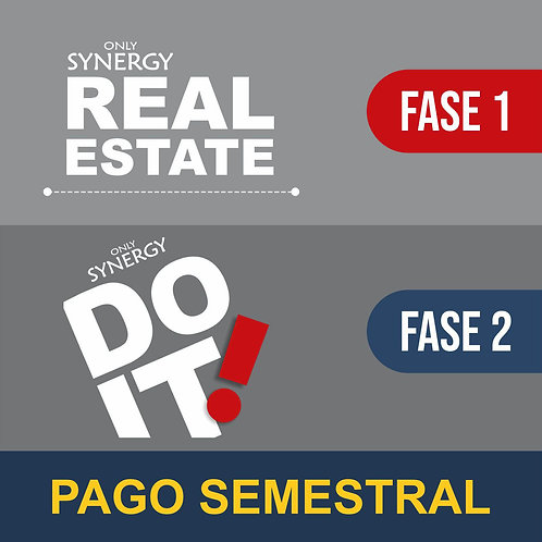 Real Estate 1 + Do It! 2 - Semestral