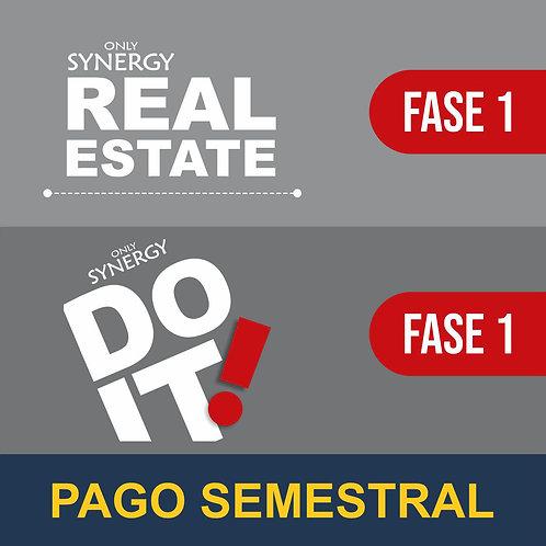 Real Estate 1 + Do It! 1 - Semestral